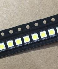 100PCS/Lot 3528 2835 SMD LED 1W LG Cold White 100LM For TV LCD Backlight(China (Mainland))