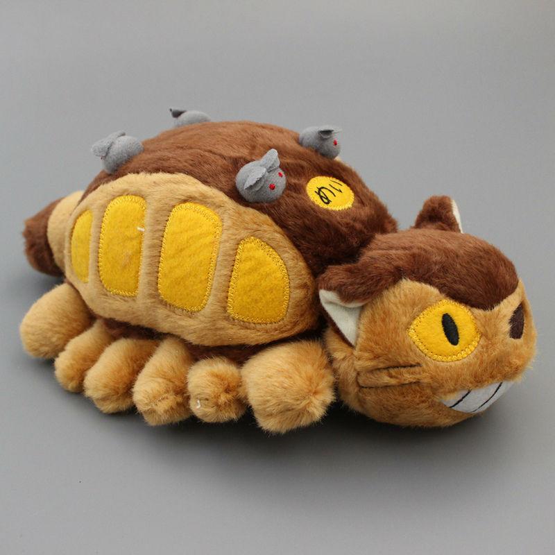Cat Cosplay Anime Cosplay Totoro Bus Cat