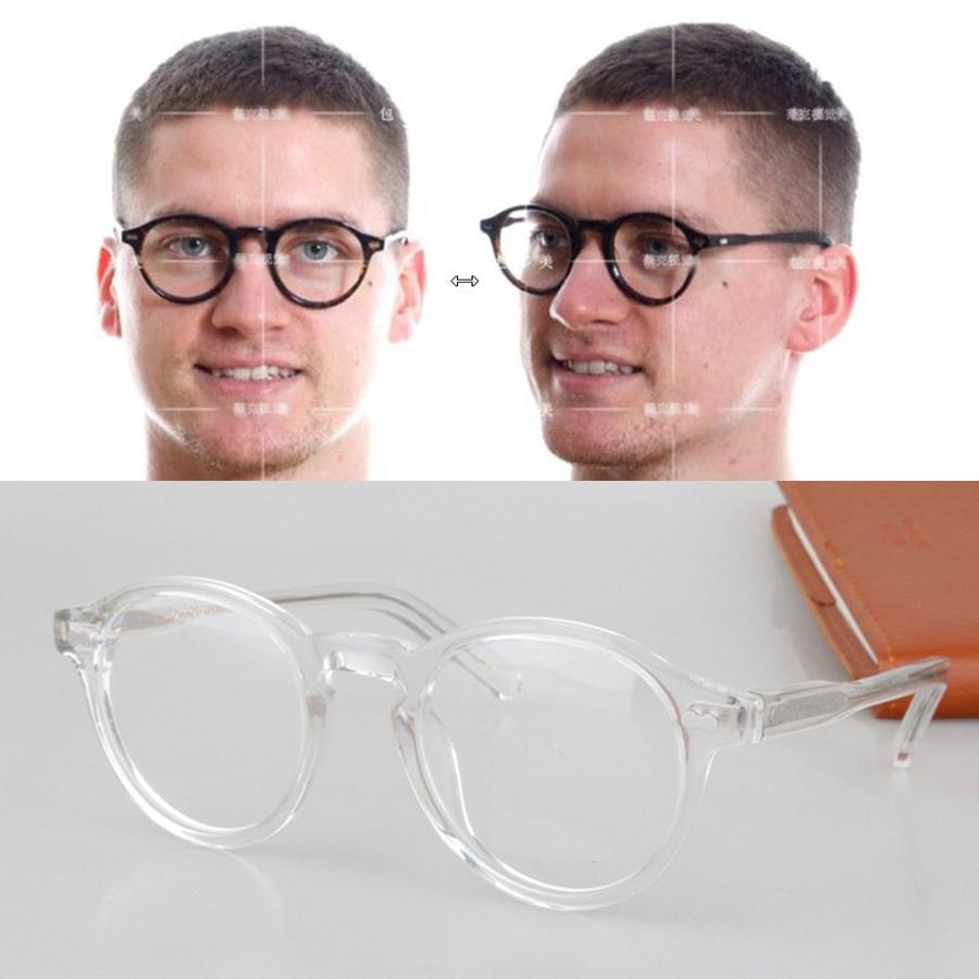 Школа Брейк мужские очки с прозрачной оправой фантазии, сделать