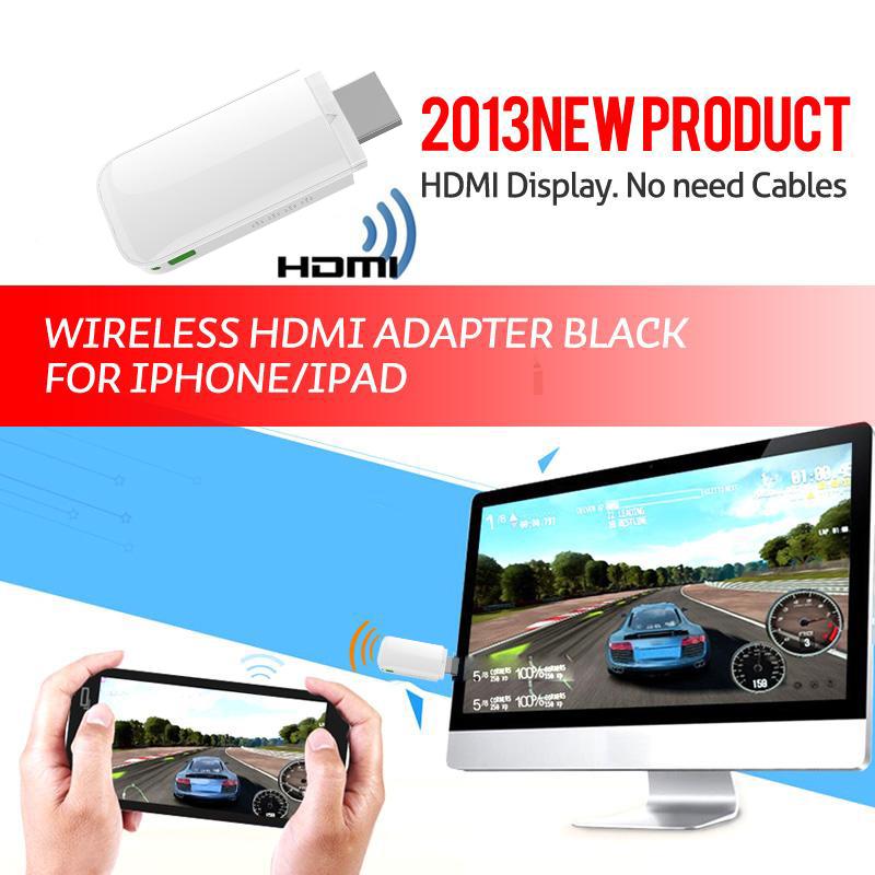 10pcs/lot 1080P HD TV Push D2 Multi-Media WiFi Miracast Dongle DLNA AirPlay Display Receiver(China (Mainland))