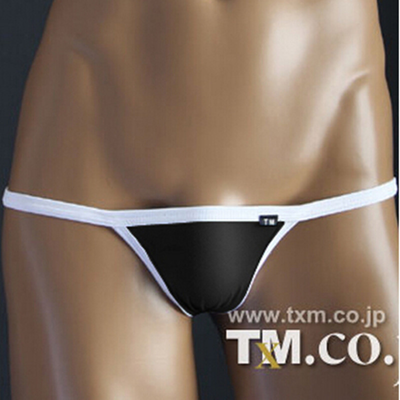 string bikini Gay men thong