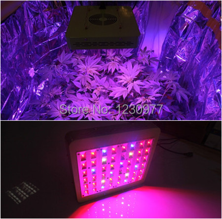 150W Led Grow Light, Reflector Design+Growth&Bloom Switches Grow Light,Full Spectrum 10 Band 660nm+Real IR Light For Indoor Grow(China (Mainland))