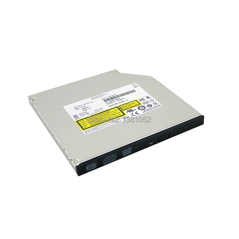 New IDE PATA CD DVD RW ROM Drive 12.7mm Tray Load DVD-Laufwerk Graveur Computer Component Burner for E1505(China (Mainland))