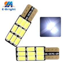 Buy YM E-Bright 10-100-500PCS T10 5630 9 SMD Canbus Error Free Car Side Wedge Turn Signal light Plate Lights Reading Lamps for $7.02 in AliExpress store