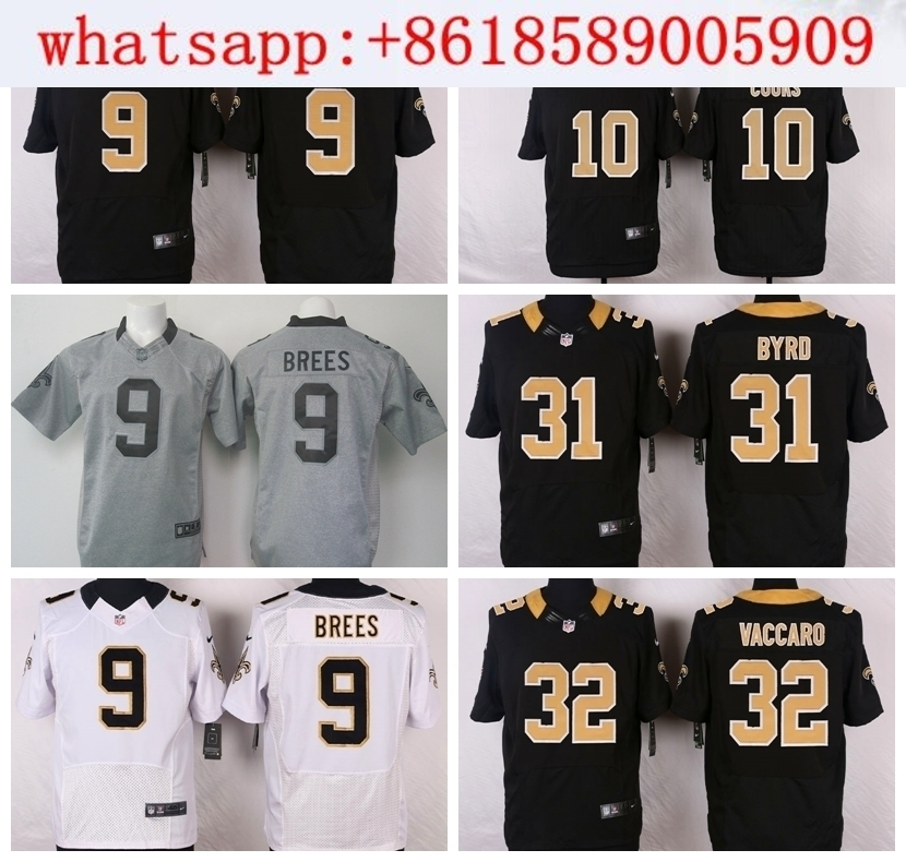 1,New Orleans Saints,9 Drew Brees,Jairus Byrd,Kenny Vaccaro,Sheldon Rankins ,for mens,youth,kids,women.customizable camouflage(China (Mainland))