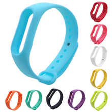 Buy Replace Strap Xiaomi Mi Band 2 Silicone Wristbands Mi Band 2 Smart Bracelet 10 Xiao Mi Band 2 for $1.09 in AliExpress store