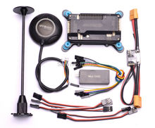 Buy ArduPilot Mega APM 2.6 Flight Control & Shock Absorber + Ublox NEO-7M 7M GPS w/ gps stand holder Power Module for $59.99 in AliExpress store