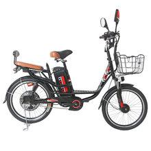 Горячая продажа Электрический велосипед 20 и 22 дюймов, электровелосипед съемный аккумулятор ebike 48v амортизирующий Электрический скутер(China)