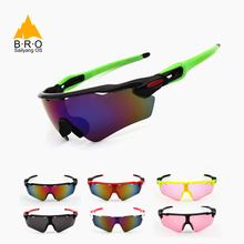 Buy 2018 HOT Brand Cycling Glasses Men Women Eyewear BIke Snowboard Goggles Sport Bicycle Sunglasses Outdoor Goggles Gafas Ciclismo for $2.88 in AliExpress store