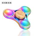 Fidget Spinner EEIEER Hand Spinner High Speed NSK R3 Bearing Titanium Alloy Toys Anxiety Stress Adults
