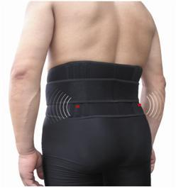 waist support with magnet function, back protector with strength belt at low price and free china post shipping(China (Mainland))