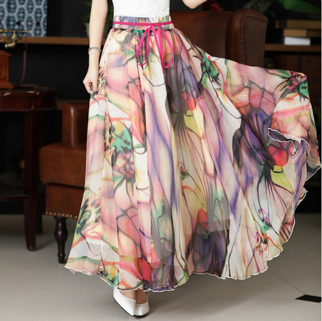 Compare Prices on Patterned Skirts- Online Shopping/Buy Low Price ...
