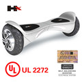 New HX brand 8 inch UL2272 X1S8 2 wheel Self Balancing Scooter hoverboard electric stand skateboard
