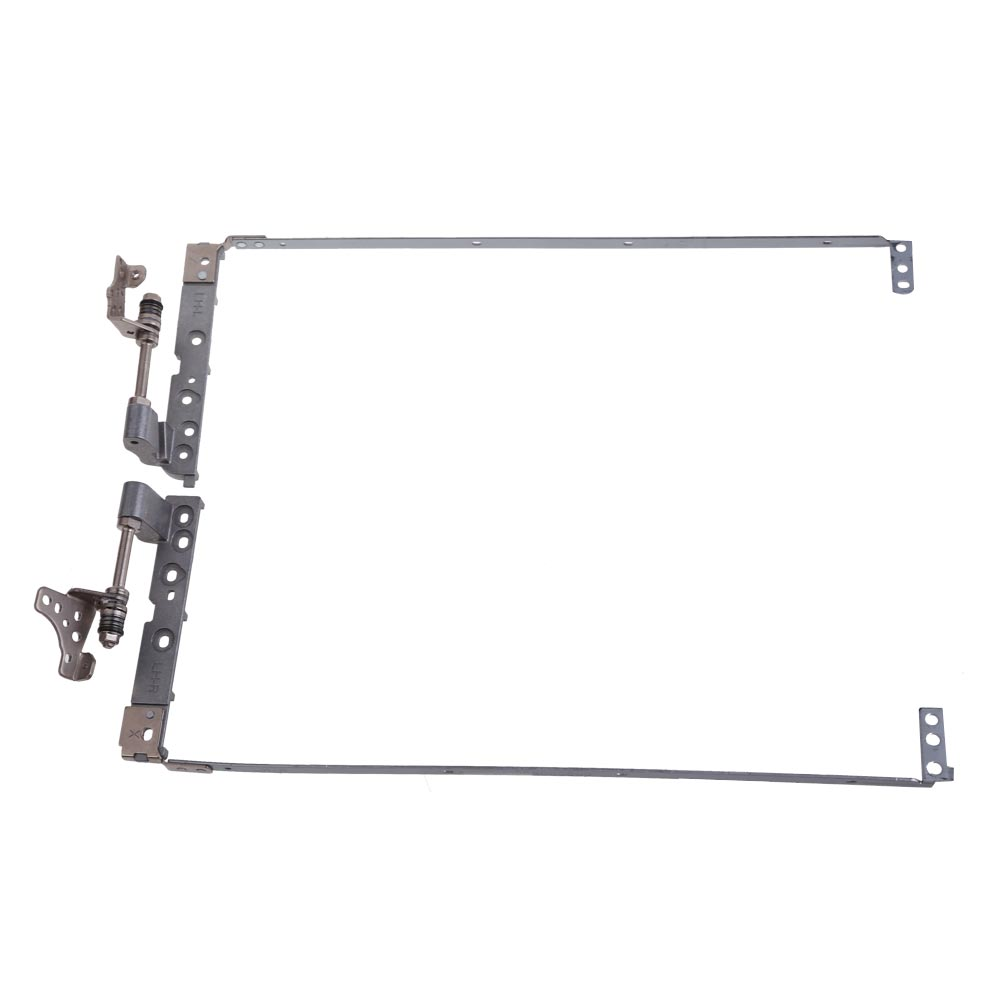 New High Quality Laptop LCD Hinge Set for Toshiba Satellite A350 A355D A355 L450 L455D FW1S(China (Mainland))