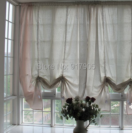 country style curtains for living room custom made hollow out curtain