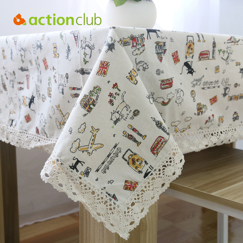 2016 New Arrival Table Cloth High Towel High Quality Lace Tablecloth Decorative Elegant Table Cloth Linen Table Cover HH1536(China (Mainland))