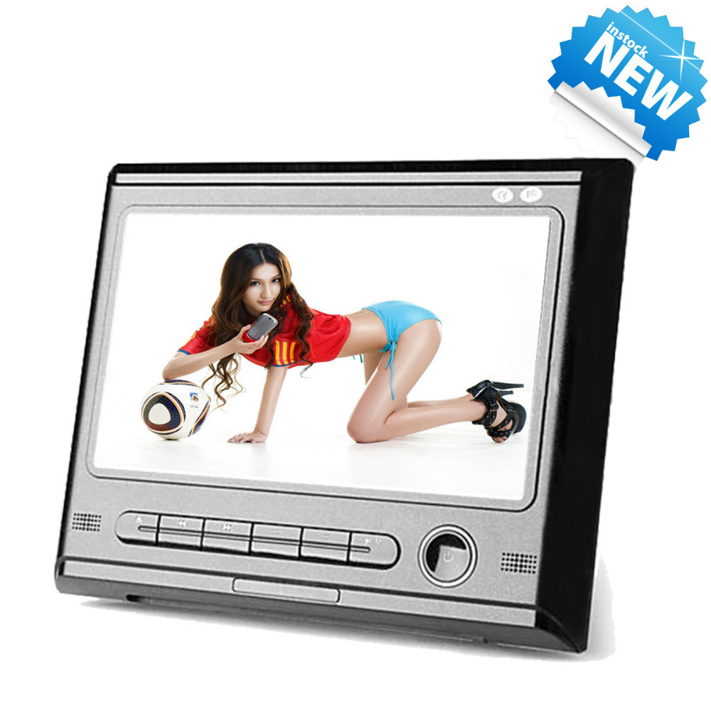 9 Inch High Definition Car Headrest DVD Player+FM/IR Function+USB/SD+32Bit Games(China (Mainland))