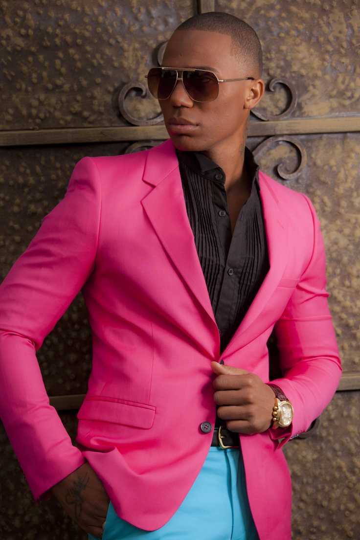 Popular Hot Pink Blazer Men-Buy Cheap Hot Pink Blazer Men lots ...
