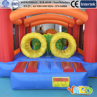 YARD Hot selling New item inflatable obstacle course for child funny kids toys for kids With Blower
