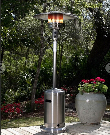 Ce Csa Certificated Ss Outdoor Gas Infrared Heater