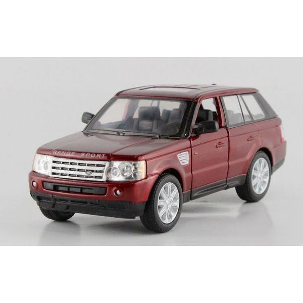 Children Kids Kinsmart Range Rover Sport Car Model Car 1:38 KT5312 5inch Diecast Metal Alloy Cars Toy Pull Back Gift(China (Mainland))