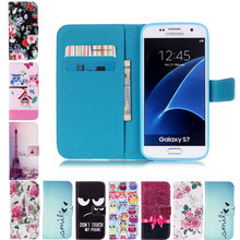 Top Quality Leather wallet Phone Cases slot Leather flip Stand Style Cover For Samsung GALAXY S3 S4 S5 S6 S7 S7edge NEO Cover(China (Mainland))