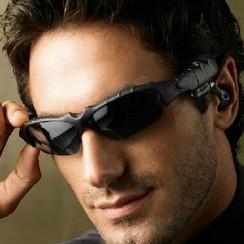 Updated Sports Sunglasses Wireless Bluetooth Headset Music Foldable Hi-Fi Headphone iPhone Cellphone F-E018 - Field China Technology Co., Limited store