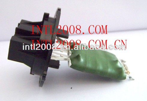 control unit for Peugeot Renault 206 307/ Citroen C3 Xsara Picasso Heater Blower regulator Fan Resistor 6450JP 6450JP 593230300(China (Mainland))