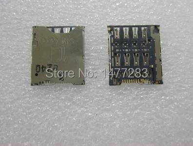 10pcs /lot New For HTC Windows Phone 8X Sim Card Reader Holder Tray Slot