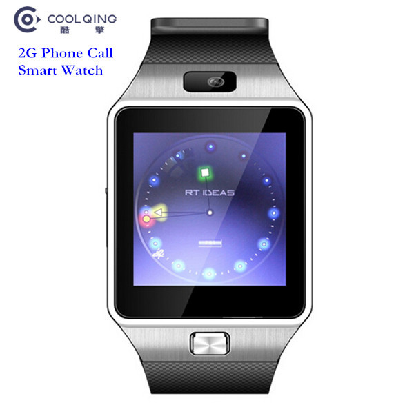 Hot Sale DZ09 Smart Watch Bluetooth Smartwatch 2G Sim Card Phone Call For Apple iPhone Samsung Xiaomi Huawei IOS Android Wear(China (Mainland))