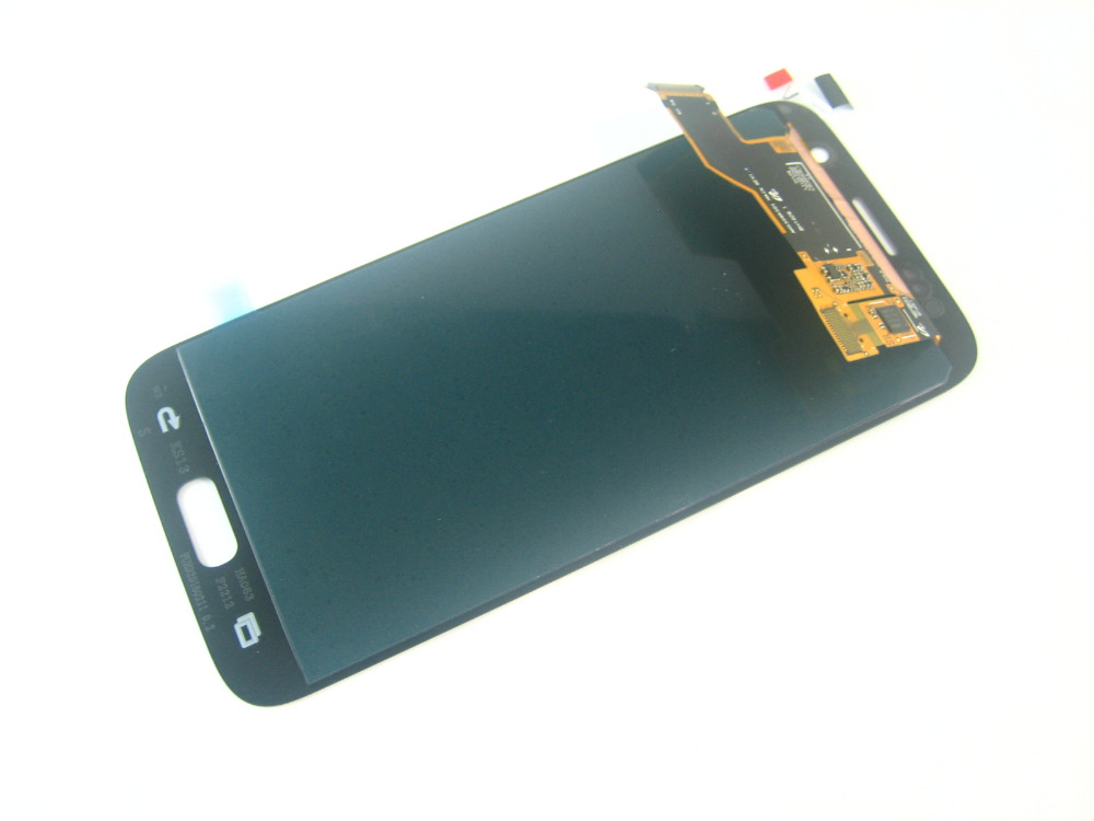 Replacement Full AMOLED LCD Display + Touch Screen Digitizer for Samsung Galaxy S7 SM-G930 G930 Black(Hong Kong)