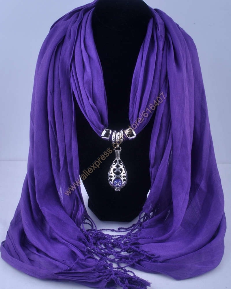 Fashion pendant scarf leopard Jewelry Scarf Necklace Yarn Cotton Scarves alloy drop beach towel tassel shawl pashmina,27colors