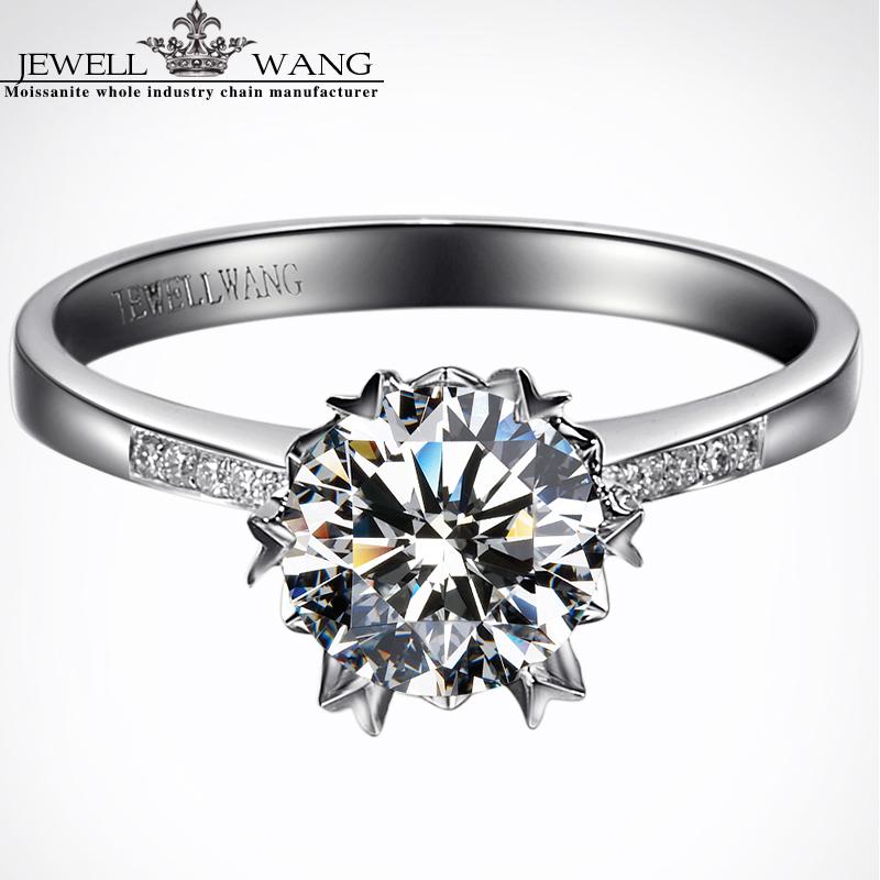 get cheap moissanite engagement rings aliexpress