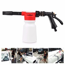 Car Washer Tornador Water Gun Profession 900ML Car Cleaning Foam Gun Washing Foamaster Gun Water Soap Shampoo Sprayer(China (Mainland))
