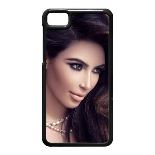 Phone Case Websites Kim Kardashian Face Case for Z10(China (Mainland))