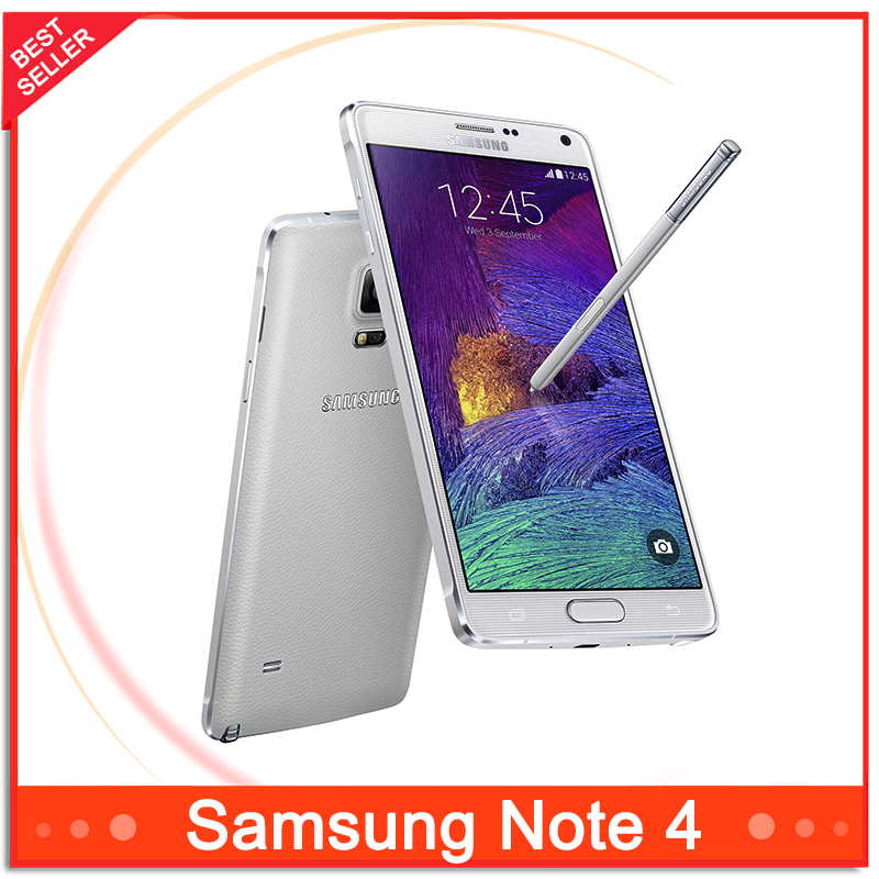Note 4 original unlocked samsung galaxy note 4 lte for Housse telephone samsung galaxy note 3