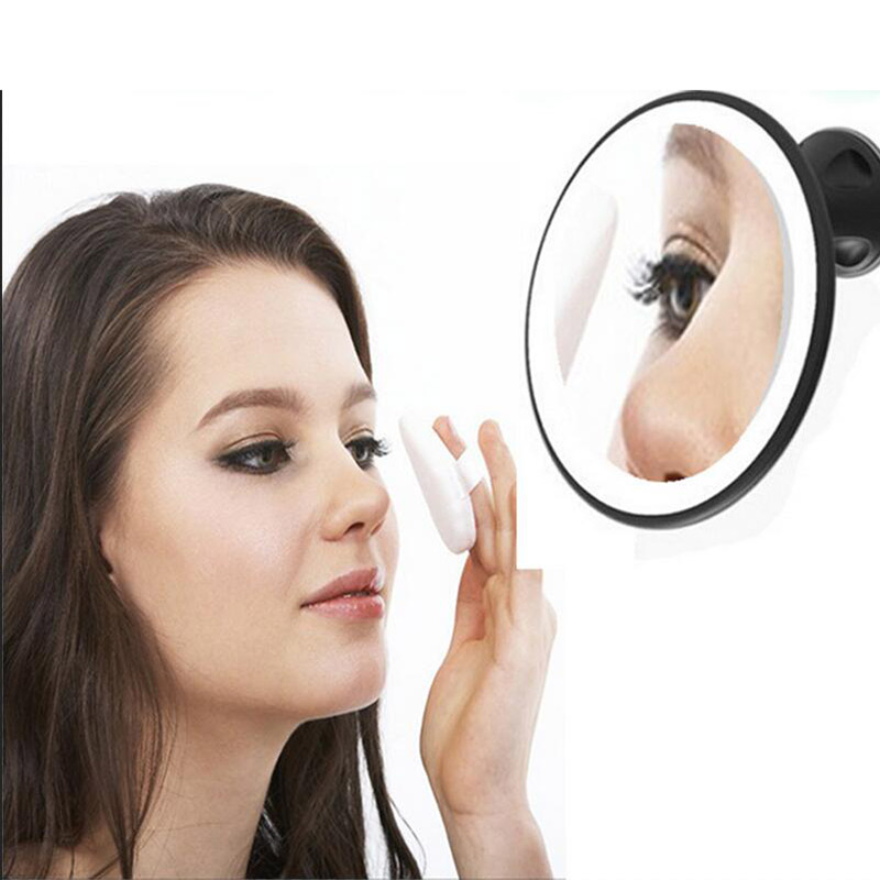 Acquista all 39 ingrosso online illuminato specchi da - Specchio per trucco illuminato ...