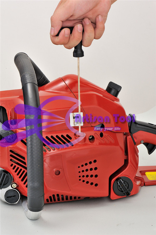 Hot Sell 2 Stroke professional gasoline Chinese chainsaw TM 6150 cutting wood machines