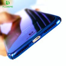 Buy FLOVEME Samsung S6 S7 S8 Edge Case Plating TPU Blue-ray Case Samsung S8 Plus Gradient Light Cover Galaxy S7 S6 Edge for $3.59 in AliExpress store