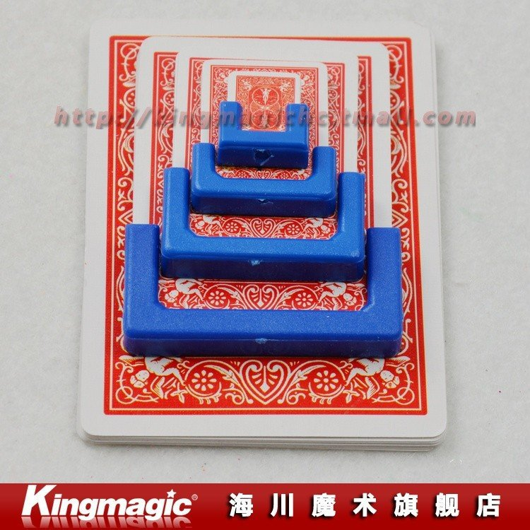 The Shrink Playing Cards/magic card show/magic tricks/magic props/as seen on tv/ 2pcs/lot - Free shipping by CPAM!<br><br>Aliexpress
