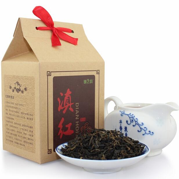 100g Authentic Yunnan black tea Fengqing Dianhong black tea new natural ecological black tea pure material