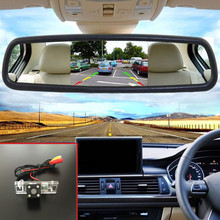 Buy 2in 1 Car Reverse Parking Kit 5inch TFT LCD Rearview Car Mirror Monitor + Night Vision Car Rear Camera Citroen ZX 1991~1998 for $49.15 in AliExpress store