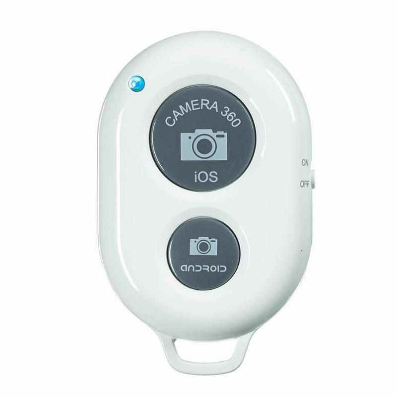 Bluetooth Wireless Remote Control Camera Self Timer for Iphone SE 5 5s 5c 4s 4 Ipad 6 5 4 3 Air Mini Pro Google Nexus 5 5x 7 6P(China (Mainland))