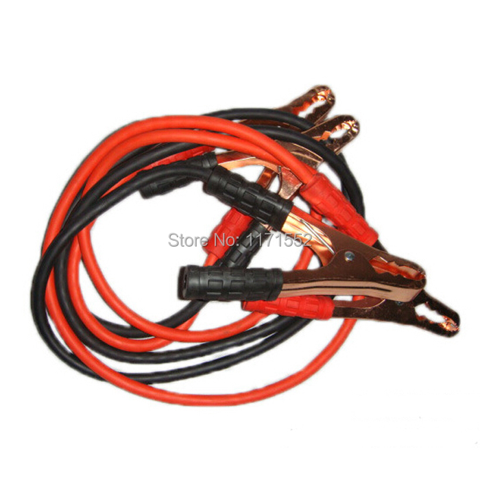 Car battery shakiest battery cable copper power supply emergency line electrical wire(China (Mainland))