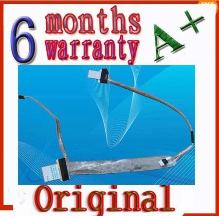 Orignal DC02000UD00 for toshiba A500/A505 with camera LCD video cable flex cable Brand New 6months warranty