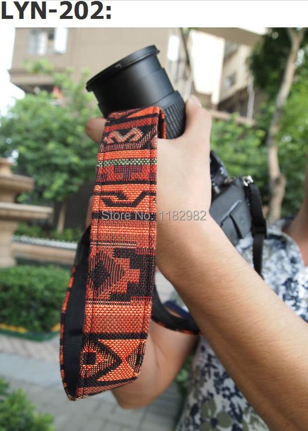 202 Camera Shoulder Strap Neck Strap For Can@n 600D 650D 550D 500D 450D 60D 50D 7D 6D 1100D<br><br>Aliexpress