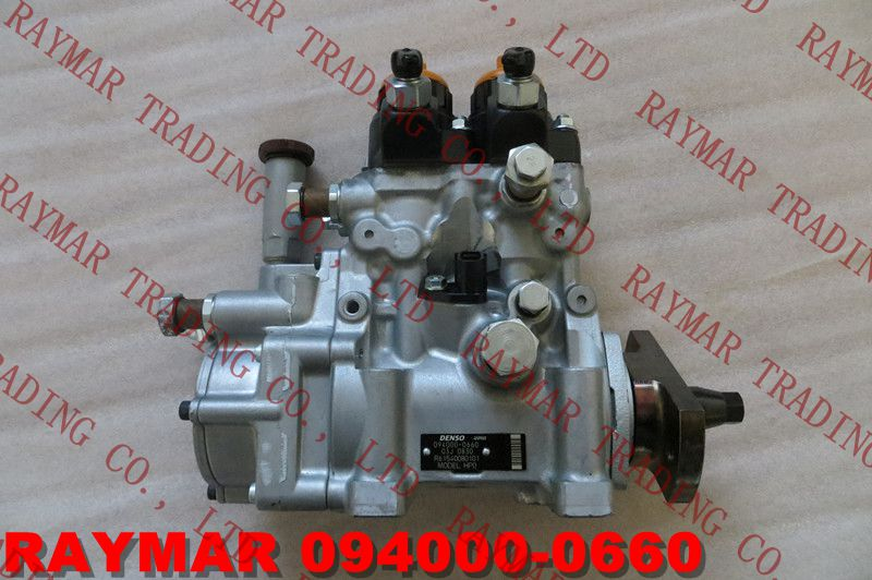 DENSO Common rail fuel pump 094000-0660 for SINOTRUK HOWO R61540080101(China (Mainland))