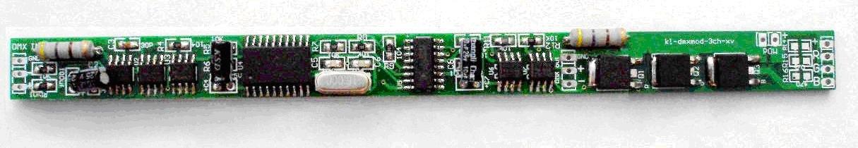 STRIP DMX MODULE & decoder(China (Mainland))