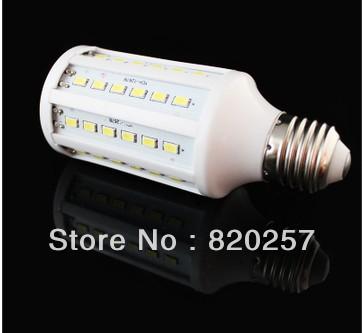 Free shipping 5pcs lot AC220V E27 10W 42led 5630 smd corn bulb cool white warm white<br><br>Aliexpress