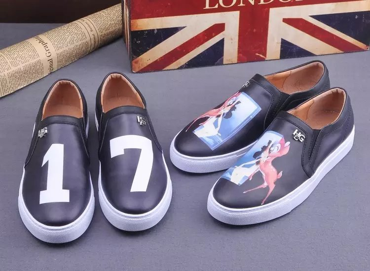 2015 Luxury Famous Brand Name Mens Sneaker Genuine Leather Mens Sports Shoes 17 Elk Real Leather Man Sneakers Free Shipping(China (Mainland))